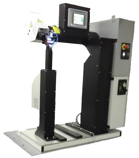 seam sealing machine for larger bonding needs