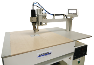 ultrasonic jig cutting machine