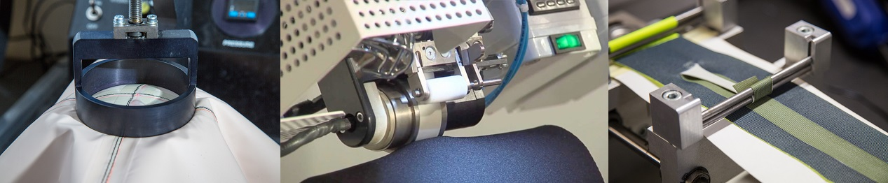 seam sealing machines and adhesive tapes for the clothing industry